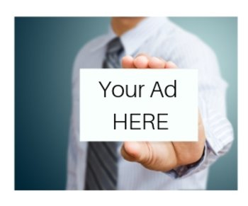 Your Ad Here - Home Pg