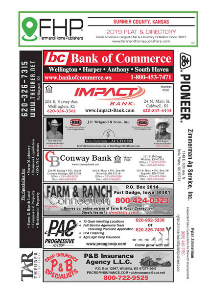 impact bank wellington ks